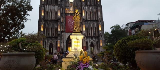 St. Joseph's Cathedral – Hanoi, Vietnam