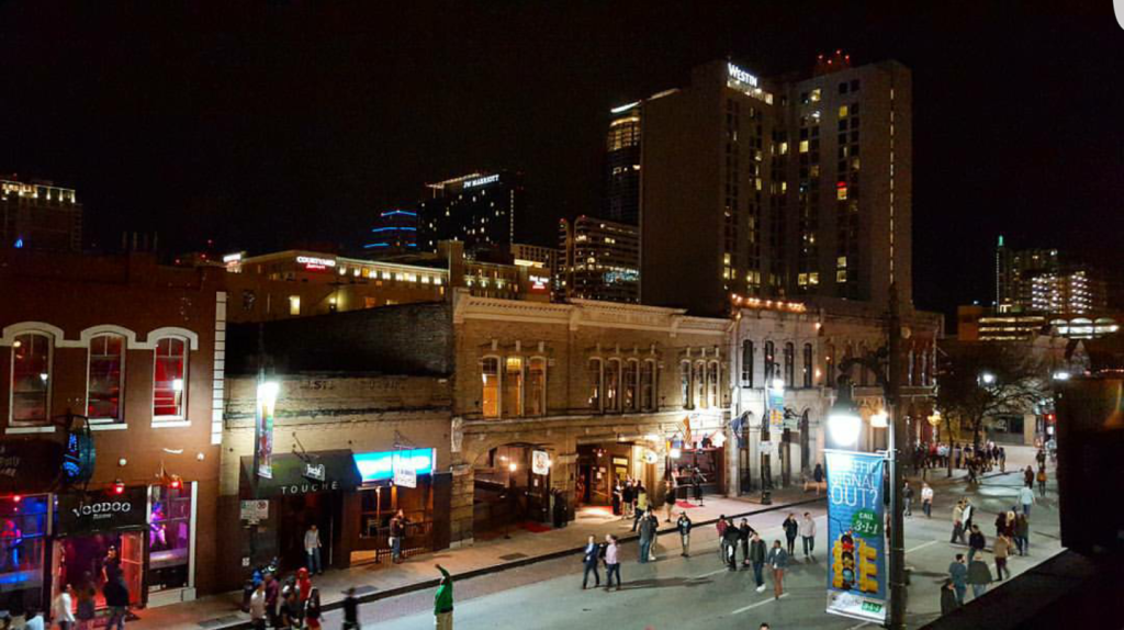 6th street, austin, texas
