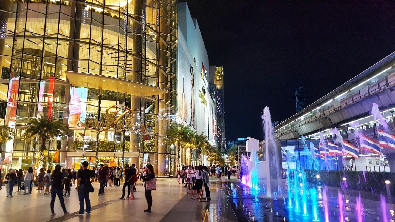 siam paragon bangkok - wanderwithbri