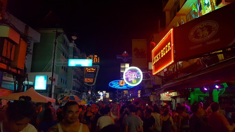 san khao road bangkok