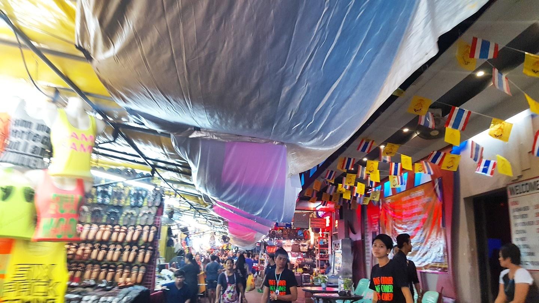 patong night market bangkok