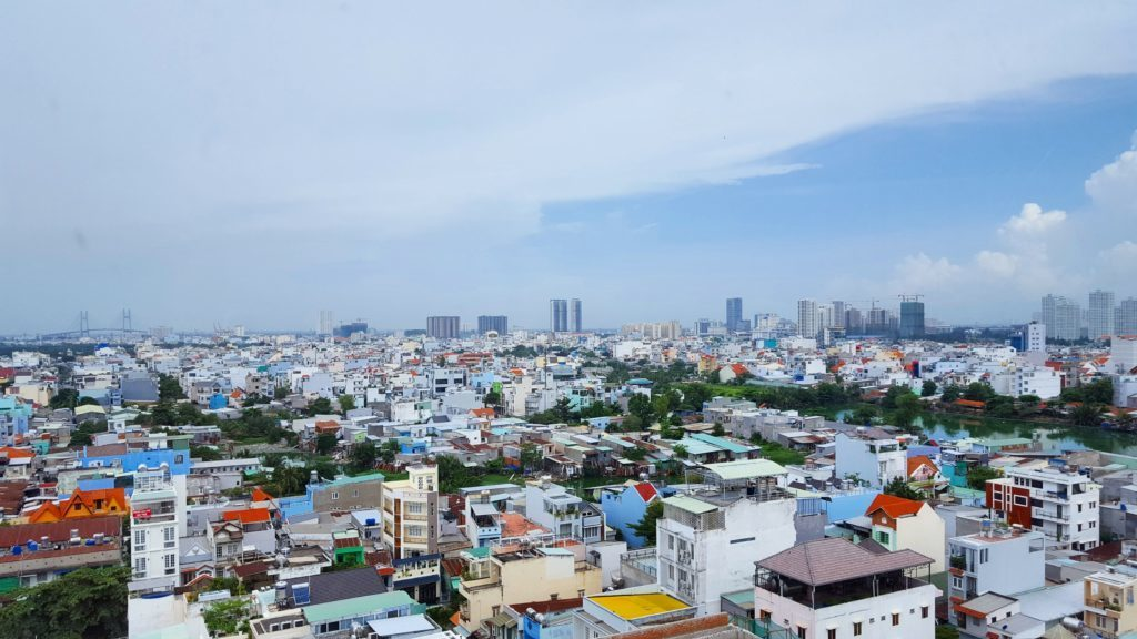 wander with bri - ho chi minh city, district 7 airbnb, vietnam