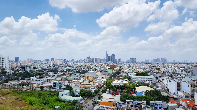 wander with bri - ho chi minh city, district 7 airbnb, vietnam