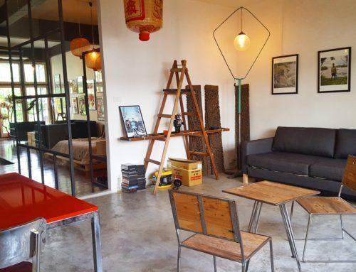 Designer Art Loft Airbnb in Bangkok